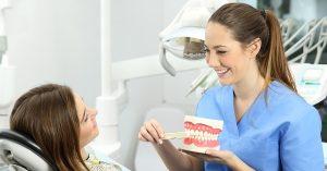 ¿Qué es un higienista dental?